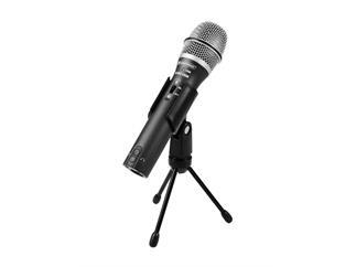 OMNITRONIC M-80 USB Dynamisches Mikrofon