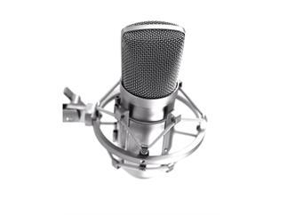 OMNITRONIC MIC CM-78 Großmembran-Kondensatormikrofon
