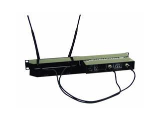 OMNITRONIC Antennenkabel BNC Set Rackmont