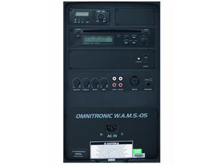 OMNITRONIC WAMS-05 Drahtlos-PA-System