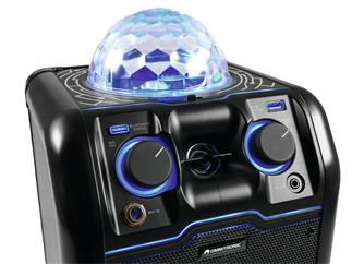 OMNITRONIC BeatRevel S, Bluetooth Box mit Lighteffekt