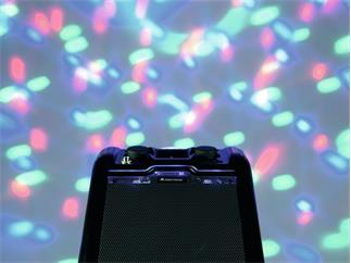 OMNITRONIC BeatRevel S, Bluetooth Box mit Lighteffekt