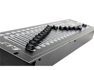 DMX Faderpult SDC-16