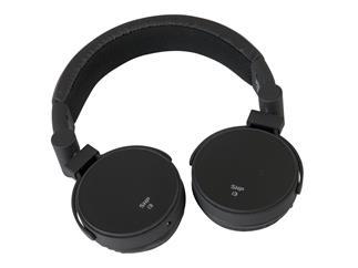 Omnitronic SHP-i3 Stereo Kopfhörer cool black