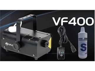 American DJ VF400 Nebelmaschine 400W ADJ + 1L Fluid