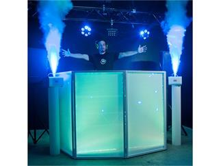 American DJ VF Volcano - 700W Nebelmaschine mit 6 x 3W RGB LEDs