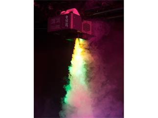 ADJ Fog Fury Jett PRO - Nebelmaschine mit 28 x 3W LEDs + 2x 5L CO2 Fluid