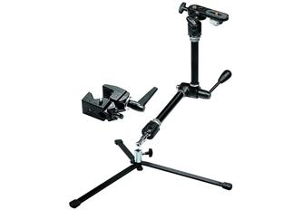 Manfrotto 143 Magic Arm Haltearm,komplett mit 143N komplett mit 143BKT, 035 und 003