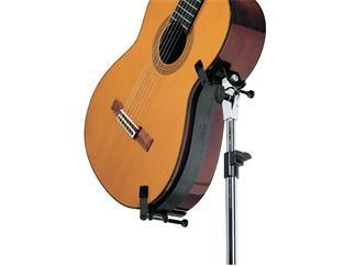 König & Meyer 14761 Gitarren-Spielständer - schwarz
