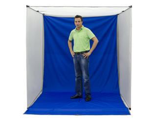 walimex Jumbo Lichtstudio 200x200x200cm