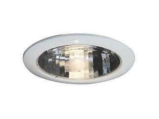 Einbaudownlight 2x26W weiß inkl Leuchtm+Vorschg.