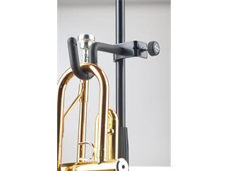 König & Meyer 157 Trompetenhalter - schwarz