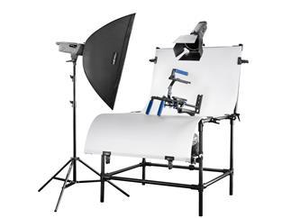 walimex Aufnahmetisch Basic L, Aufnahmehöhe 80cm