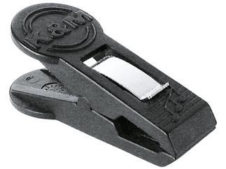 König & Meyer 16060 Notenklammer - schwarz (VE: 4 St.)