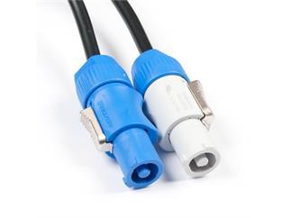 ADJ StromKabel PLC03 für AV6, Neutrik Powercon Verlängerung 0,9m