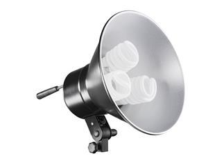 walimex Studioset Daylight 600/600 mit Lichtwürfel