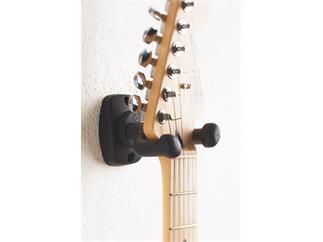 König & Meyer 16250 Gitarren-Wandhalter - schwarz