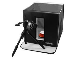 walimex Ready-To-Go Aufnahmewürfel 540W, 60x60cm