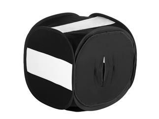 walimex Pop-Up Lichtwürfel 60x60x60cm BLACK