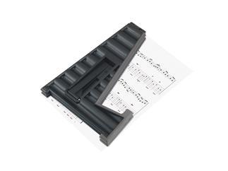König & Meyer 17590 E-Gitarrenständer »Wave 20« - schwarz