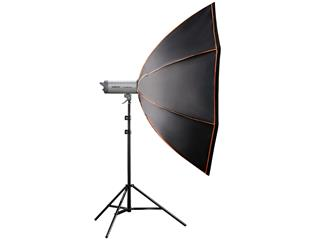 walimex pro Octagon Softbox OL Ø120 Hensel EH