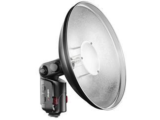 walimex pro Beauty Dish 30cm für Lightshooter