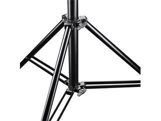 walimex pro Lampenstativ AIR 380cm