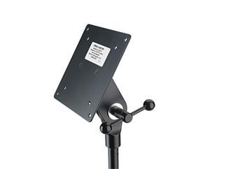 König & Meyer 19685 Adapter für Bildschirme - schwarz