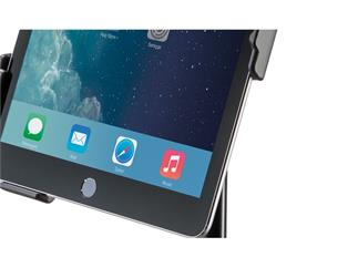 "König & Meyer 19717 iPad Air 2-Stativhalter - schwarz 3/8"""