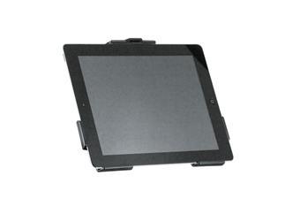 König & Meyer 19732 iPad-Wandhalter - schwarz