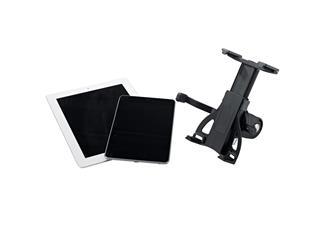 "König & Meyer 19742 Tablet-PC-Stativhalter - schwarz 3/8"""