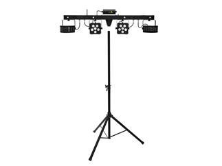 Eurolite Set LED KLS Laser Bar PRO FX + M-3 Boxenhochständer