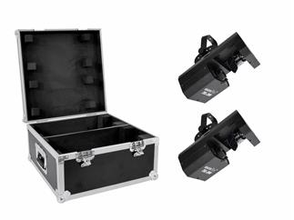 Set 2x LED TSL-200 Scan COB + Case