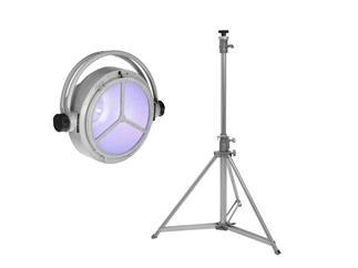 EUROLITE Set ML-300 ABL Spot + STV-200 Verfolgerstativ