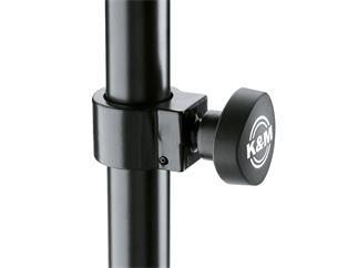 König & Meyer 213/1 Sicherungsring - schwarz