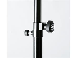 König & Meyer 21368 Distanzrohr »Ring Lock« - schwarz