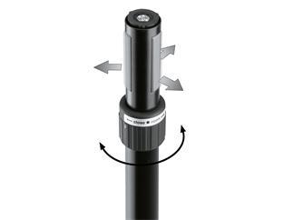 König & Meyer 21467 Boxenstativ »Ring Lock« - schwarz