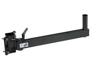König & Meyer 24150 Boxenwandhalterung - schwarz
