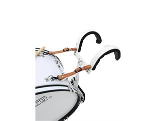 DIMAVERY MB-424 Professionelle Bass-Marschtrommel