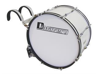 DIMAVERY MB-428 Professionelle Bass-Marschtrommel