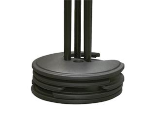 König & Meyer 26045 Stapelbares Mikrofonstativ - schwarz