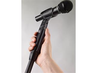 König & Meyer 26200 Einhand-Mikrofonstativ »Elegance« - schwarz