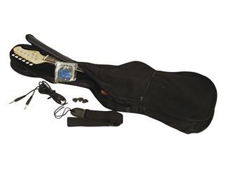 DIMAVERY ST-203 E-Gitarre schwarz