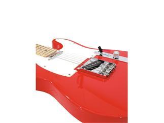 DIMAVERY TL-201 E-Gitarre, rot