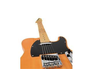 DIMAVERY TL-201 E-Gitarre, honey