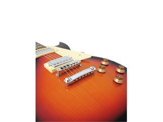DIMAVERY LP-520 E-Gitarre Sunburst