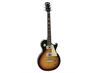DIMAVERY LP-700 E-Gitarre, sunburst