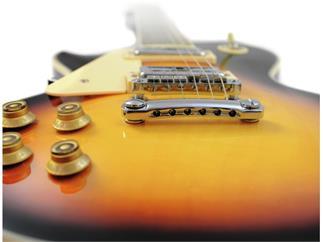 DIMAVERY LP-700L E-Gitarre, LH, sunburst für LINKSHÄNDER