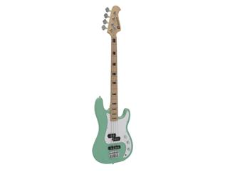 DIMAVERY PB-500 E-Bass, surf green