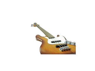 DIMAVERY JB-302 E-Bass, sienna sunburst